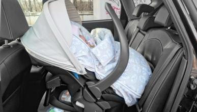 Sistemas de retención infantil: ¡bebé a bordo!
