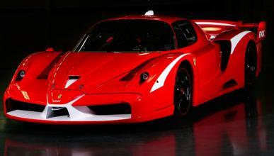 Venden un Ferrari FXX Evoluzione por 1,58 millones de euros