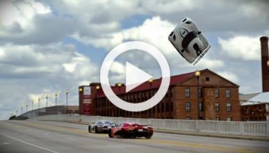 ¿Cómo se grabó el sonido en la película 'Need for Speed'?