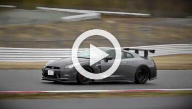 Vídeo: Nissan GT-R Nismo N-Attack, rodando en Fuji