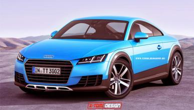 Audi TT Allroad: así podría ser