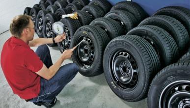 50 neumáticos de verano, a examen