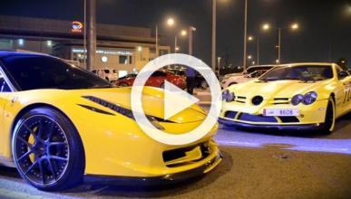 Los despliegues de Qatar: 2014 European Supercar Gathering