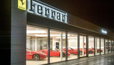 Litigio por la página no oficial de Ferrari en Facebook