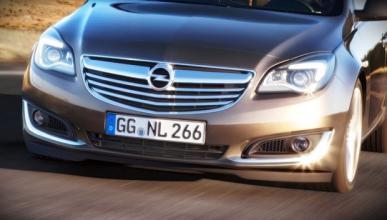 Así podría ser el futuro Opel Insignia