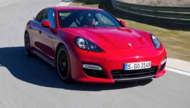 Porsche Panamera GTS: justo por debajo del Turbo