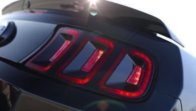 Imágenes del Ford Mustang 2015. ¿Se acabó el camuflaje?