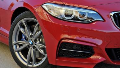 Así podría ser el nuevo BMW M2 Coupé