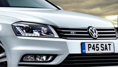 El Volkswagen Passat 2015, cazado en vídeo