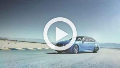 Los BMW M3 y M4 ya ruedan al límite en circuito