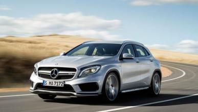 64.900 €, precio del Mercedes GLA 45 AMG