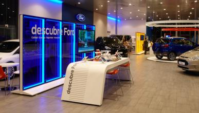 El primer Ford Store de Europa abre en Barcelona