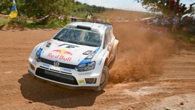 Rally de Portugal 2014: Latvala lidera el Shakedown