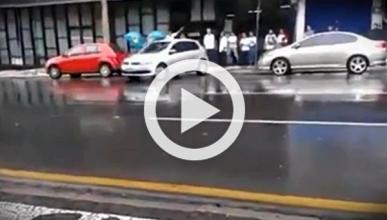 Torpeza extrema al aparcar: no sucumbas a la presión