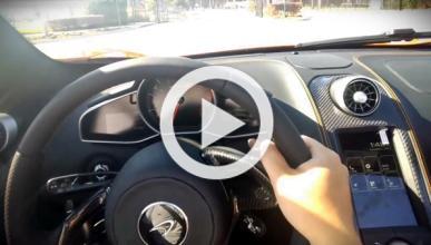 Prueba el McLaren 650S Spider con las Google Glass