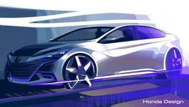 Honda presentará dos concept en el Salón de Pekín 2014