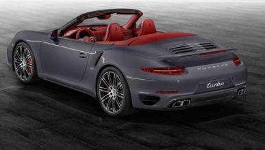 Porsche Exclusive desvela un Porsche 911 Turbo Cabrio único