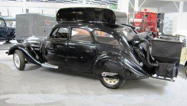 Las grandes berlinas de Peugeot