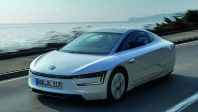 El VW XL1 nominado al Premio al Diseño del Año