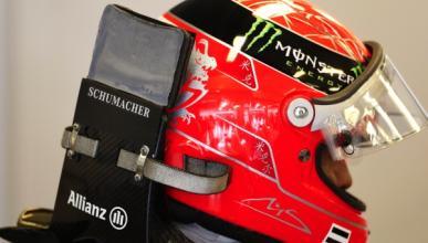 Dos hombres intentan colarse en la habitación de Schumacher