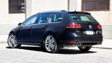 Volkswagen Golf SportWagen concept, en Nueva York 2014