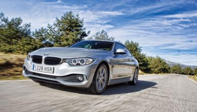 BMW 420d frontal