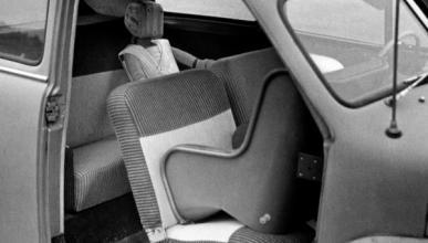 Ocho innovaciones de Volvo en seguridad infantil desde 1964