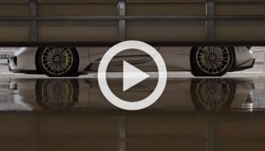 Vídeo 'onboard' del Porsche 918 Spyder