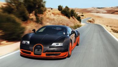 Una réplica mexicana del Bugatti Veyron Super Sport