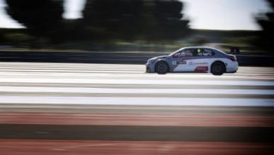 WTCC 2014, Paul Ricard: Loeb consigue su primera pole