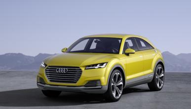 Audi TT Offroad