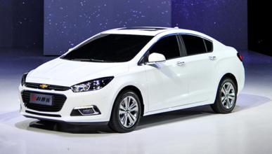 Salón de Pekín 2014: el Chevrolet Cruze en versión oriental