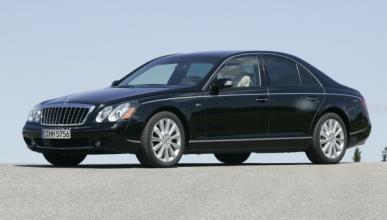 Salón de Los Ángeles: Mercedes prepara un Maybach Clase S