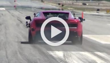 Vídeo: pierde el control de un Lamborghini Gallardo Biturbo