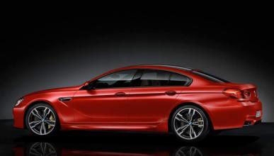 BMW M6 Gran Coupé Individual lateral
