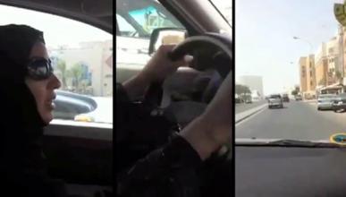 Condenada a 150 latigazos por conducir un coche