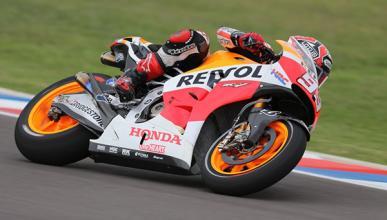 Clasificación MotoGP GP Argentina 2014: otra para Márquez