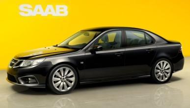 Saab desarrolla el Saab 9-3 sedan y la plataforma Phoenix