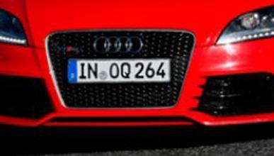 El Audi RS3 2015, pillado en fase de pruebas
