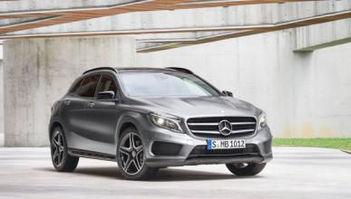 El Mercedes GLA podría tener un versión coupé