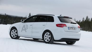 Audi A3 TCNG, con gas natural comprimido (GNC)