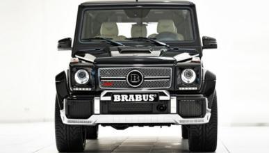 Brabus personaliza el Mercedes G500 descapotable
