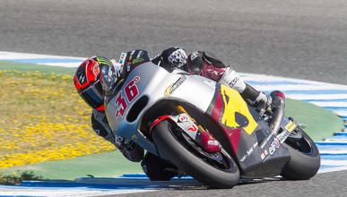 Carrera Moto2 GP Jerez 2014: Kallio gana, Rabat cuarto