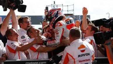 Carrera MotoGP GP Jerez 2014: Márquez intratable