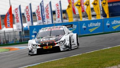 DTM 2014, Hockenheim: Wittmann y BMW ganan