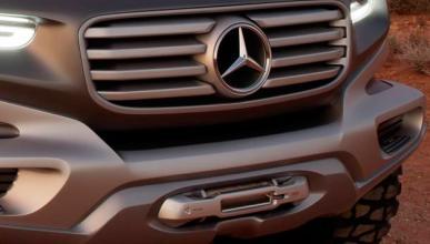 El Mercedes Clase G se actualizará en 2017
