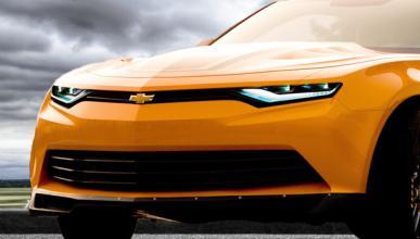 Así podría ser el futuro Chevrolet Camaro Coupé