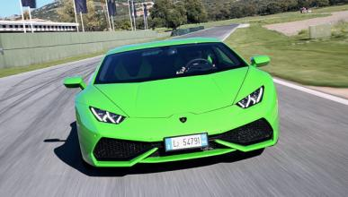 Primera prueba: Lamborghini Huracán