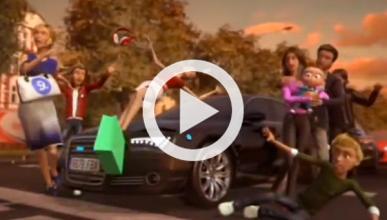 Audi y Telecinco, en crisis por el anuncio del atropello