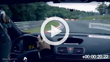 El Mégane RS que va a por Nürburgring: el Mégane RS275R